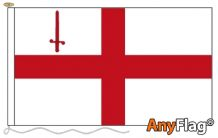 - CITY OF LONDON ANYFLAG RANGE - VARIOUS SIZES